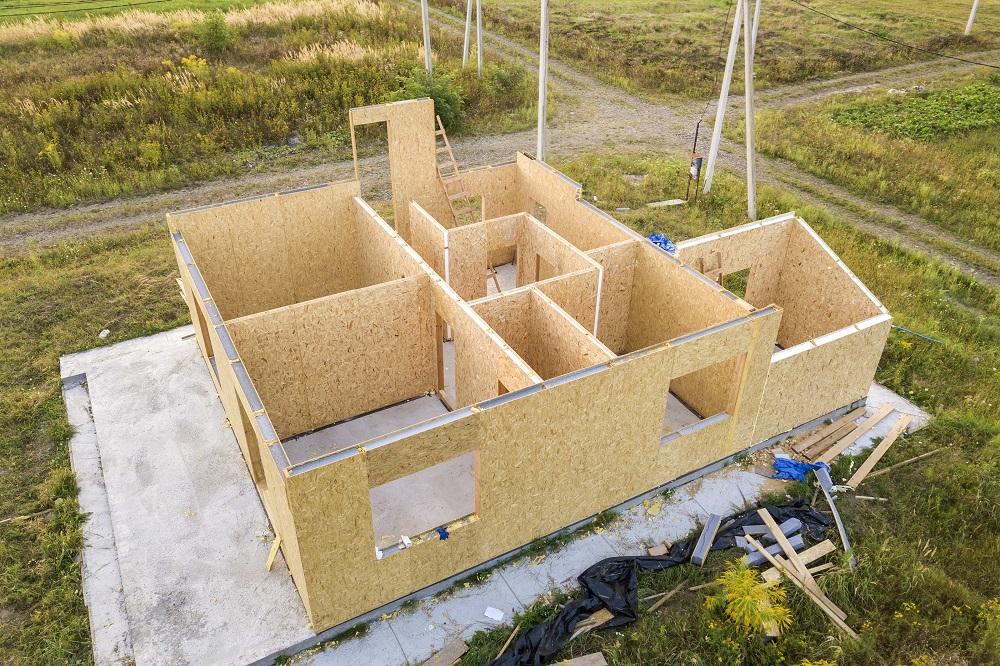 Domki bez pozwolenia na budowę